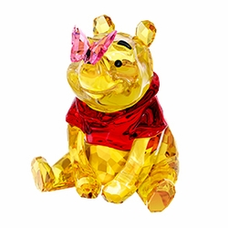 NEW<br>Disney Winnie the Pooh with Butterfly