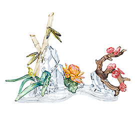 (SOLD OUT) Four Noble Plants