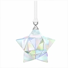 Star Ornament, Crystal AB small