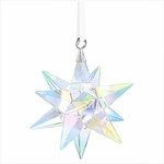 (SOLD OUT) Star Ornament, Crystal AB