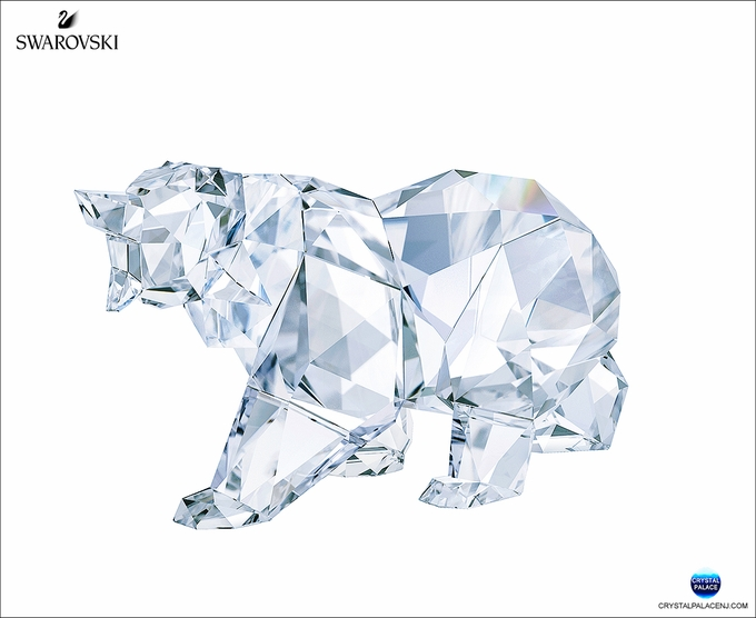 Bear by Arran Gregory, Crystal