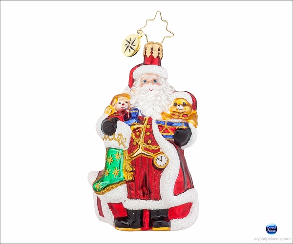 (SOLD OUT) A Christmas Classic Gem Ornament