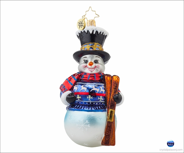 (SOLD OUT) Alpine Delight Radko Ornament