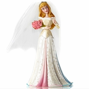 Aurora Bride Couture de Force Figurine by Enesco
