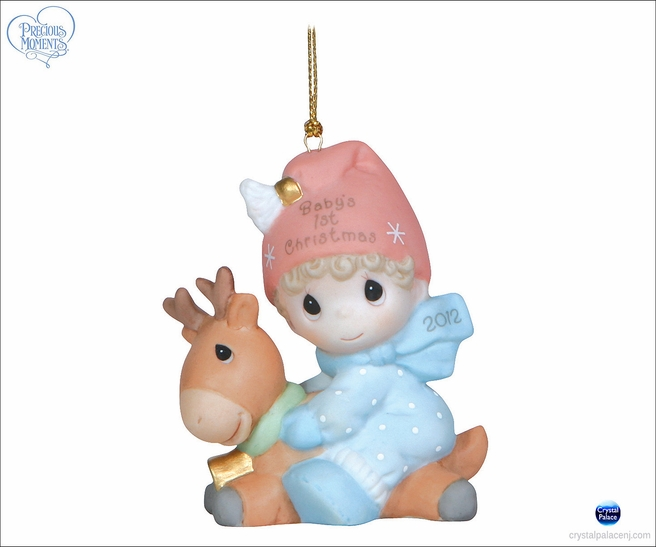 (SOLD OUT)Baby's First Christmas Boy