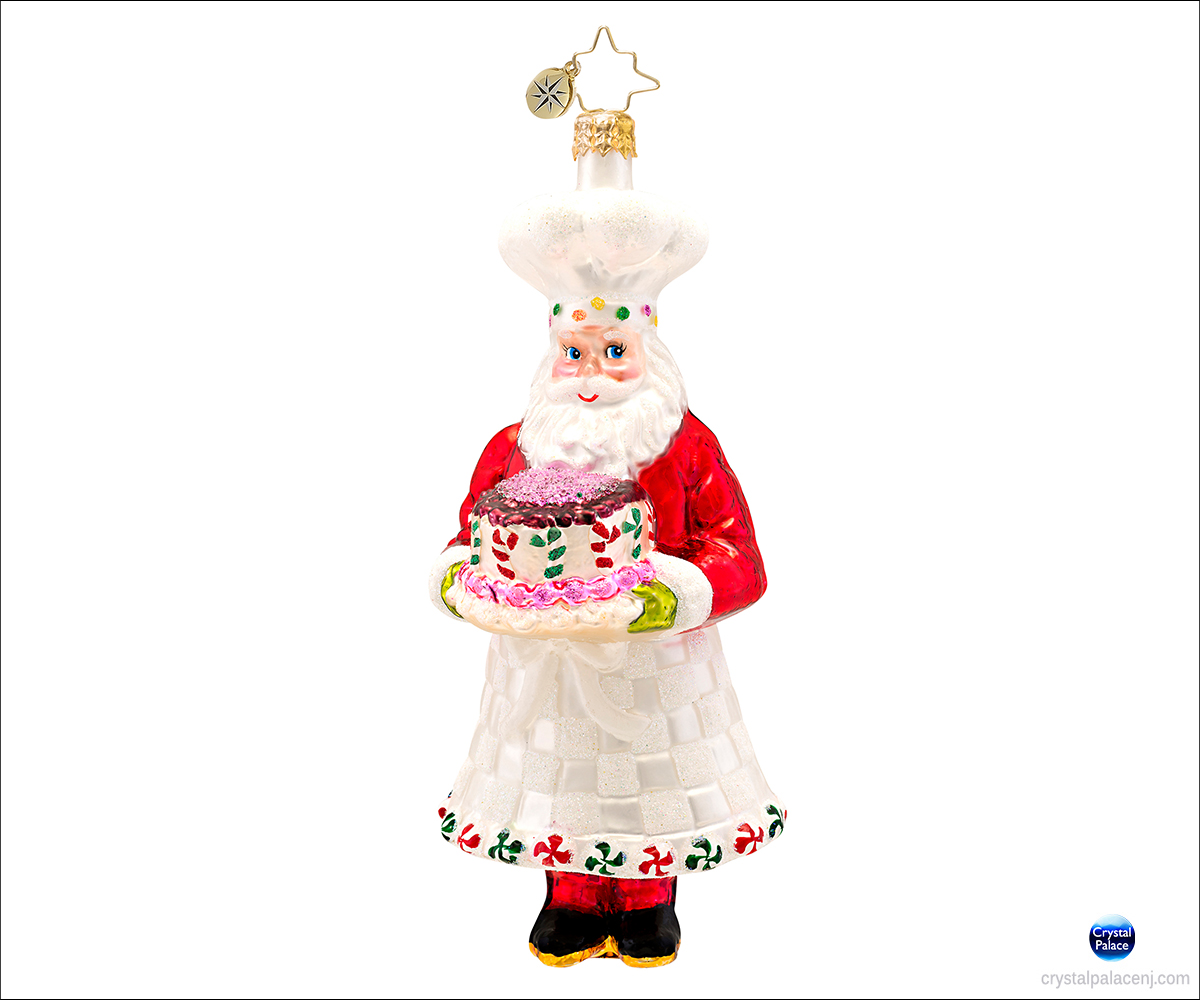 Christopher Radko Baked To Perfection Christmas Ornament