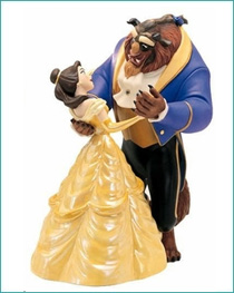 ( Sold Out ) Belle and Beast Tale as old as Time