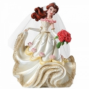 Belle Bridal Figurine Couture de Force by Enesco