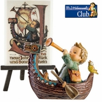 Brave Voyager Figurine Club Year 32 Exclusive