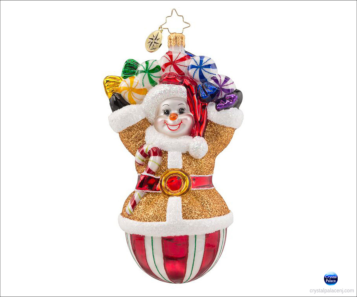 1018129 Christopher Radko Candy Galore Christmas Ornament