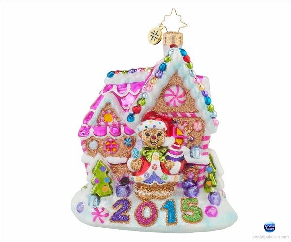 (SOLD OUT) Candy-Shack Radko Ornament