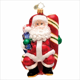 Candy andy Swing Delight Radko  Ornament