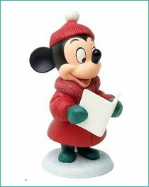 (SOLD OUT) Caroler Minnie