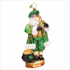 (SOLD OUT) Celtic Pride  Radko  Ornament