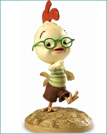 ( Sold Out ) Chicken Little Second Chance Champ