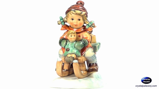 Christmas Delivery Figurine