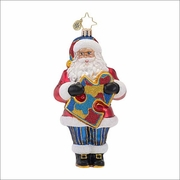 A Very Important  Piece Autism  Charity Awareness Radko  Ornament