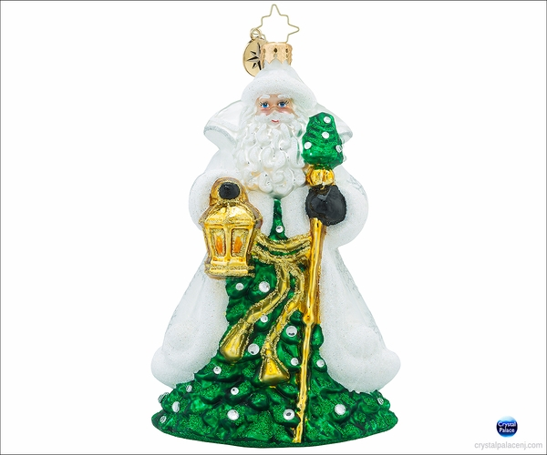 (SOLD OUT) Alpine Sparkle Nicholas Radko Ornament