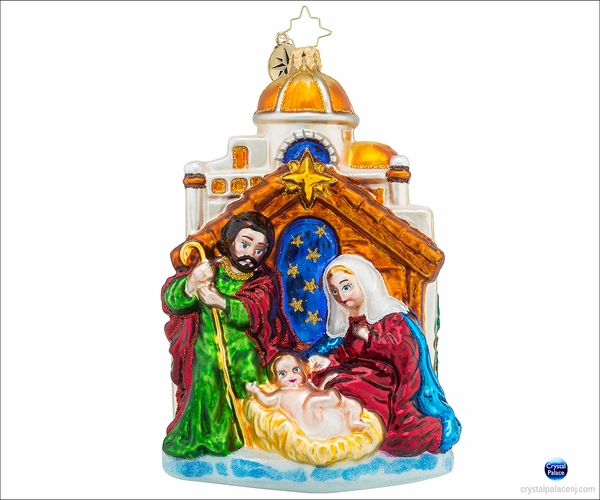 Blessed Gift Radko Ornament