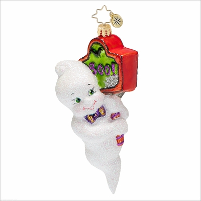 (SOLD OUT) Boo to You Radko  Ornament