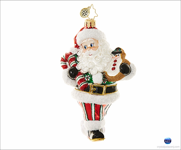 Bring in the Sweets Radko Christmas Ornament