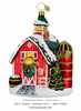 (SOLD OUT) Festive Farm Radko   Ornament