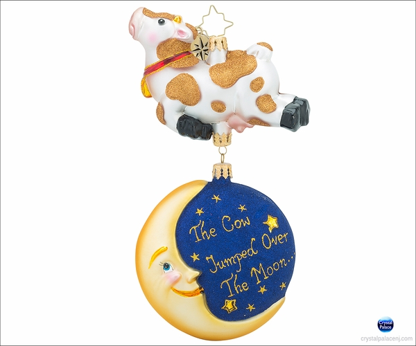(SOLD OUT)  Radko Hey, Diddle! Christmas Ornament