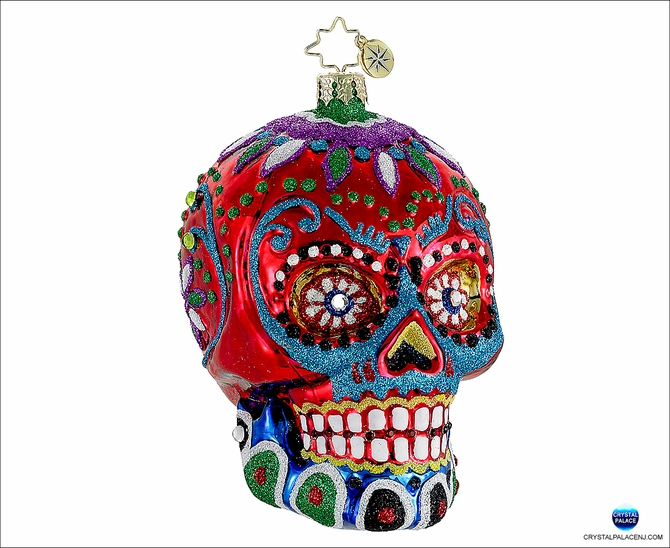 (SOLD OUT)  La Calavera