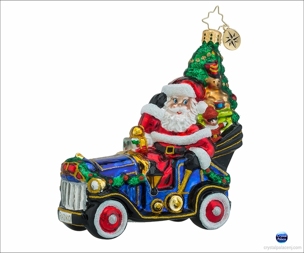 (SOLD OUT)  Merry Motoring