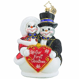 (SOLD OUT) Snowy Sweethearts