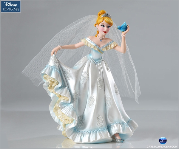 Cinderella Bridal Figurine Couture de Force by Enesco