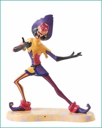(SOLD OUT) Clopin Harlequin Host
