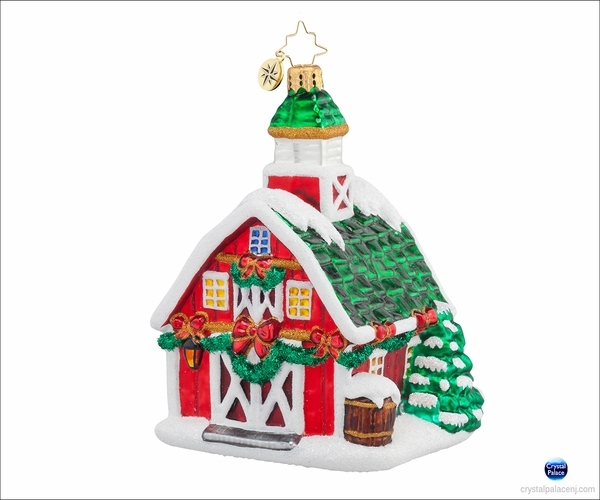 (SOLD OUT) Country Christmas Radko Ornament