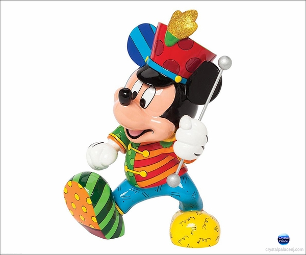 Disney Band Leader Mickey Mouse by Britto