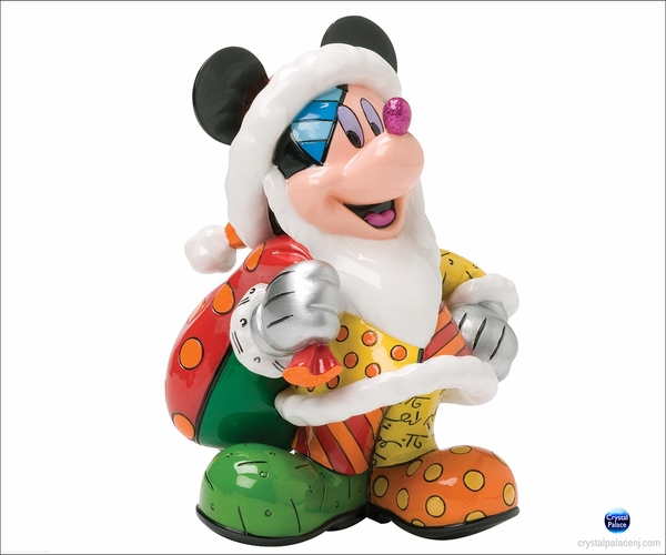 Disney Chistmas Mickey  by Britto