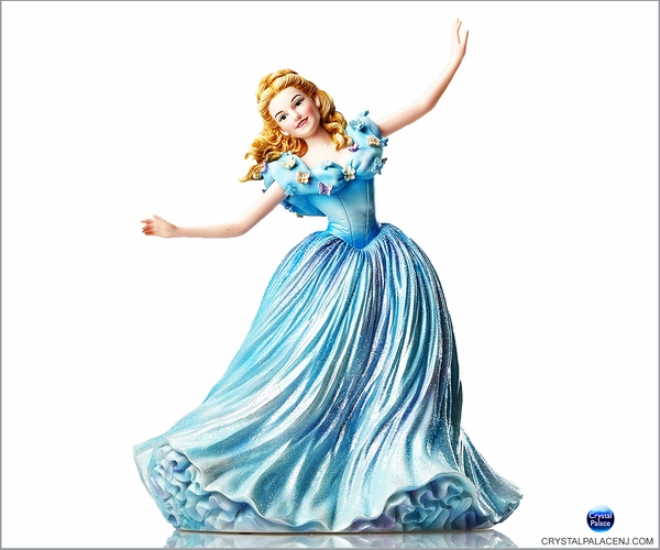 Disney Cinderella (Live Action) Couture de Force Figurine by Enesco