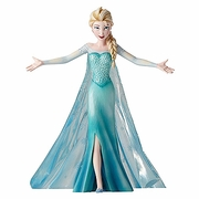 Disney Elsa's Cinematic Moment Couture de Force Figurine by Enesco