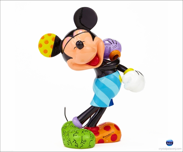 Disney Laughing Mickey Mouse  by Britto
