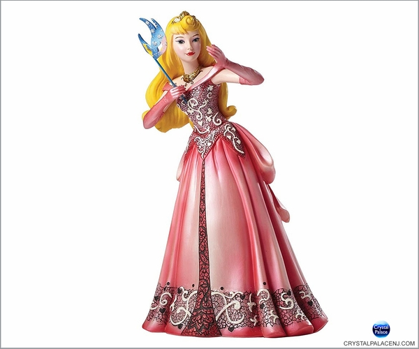 Disney Masquerade Sleeping Beauty Aurora Couture de Force Figurine by Enesco