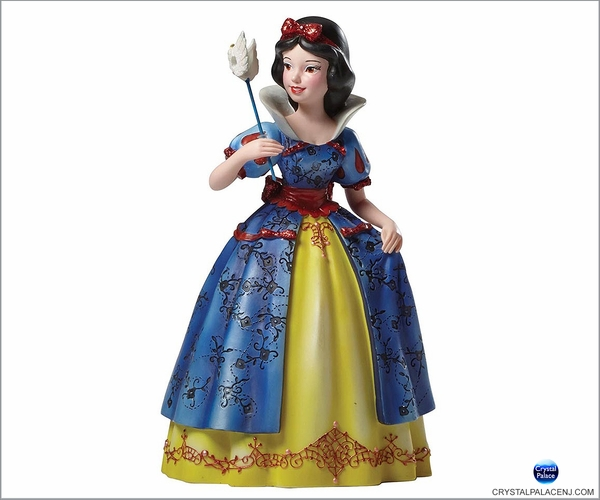 Disney Masquerade Snow White Couture de Force Figurine by Enesco