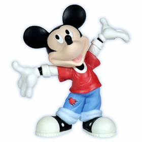 (SOLD OUT)Disney Mickey I Love You This Much