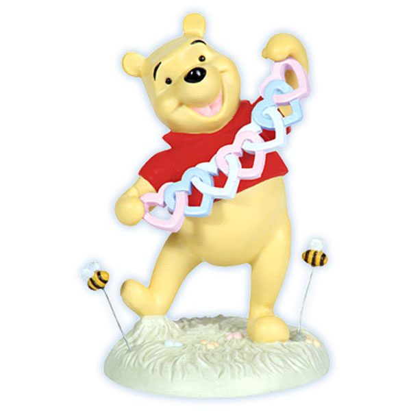 (SOLD OUT)Disney Pooh  - You Have Touched So Many Hearts
