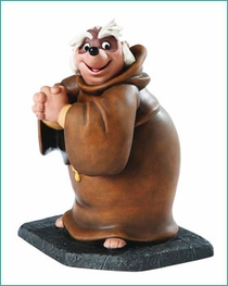 (SOLD OUT) Friar Tuck Bemused Badger