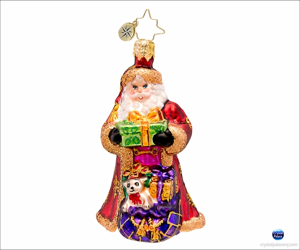 (SOLD OUT) From Russia with Love Gem Radko  Ornament