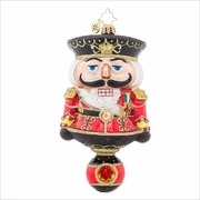 (SOLD OUT) Herr Cracker Radko Ornament