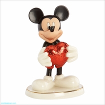 Lenox Love Struck Mickey