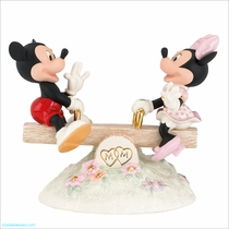Lenox Mickey Sees True Love
