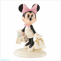 Lenox Minnie's Shopping Spree