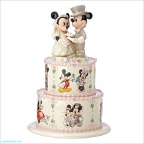 Lenox Minnie's Wedding Day Wishes