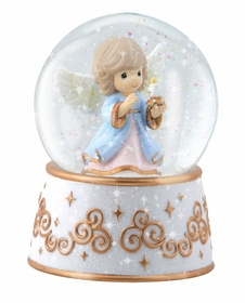 (SOLD OUT) Let His Light Shine Water Globe